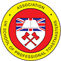 logo of Association of the UK School of Professional Toastmasters